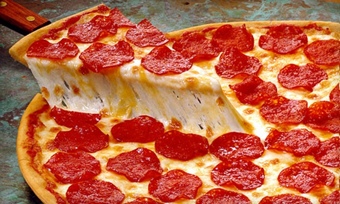 Fortel's Pizza Den - St. Louis: $12 for $25 Worth of Italian Food at Fortel's Pizza Den ($30 Value)