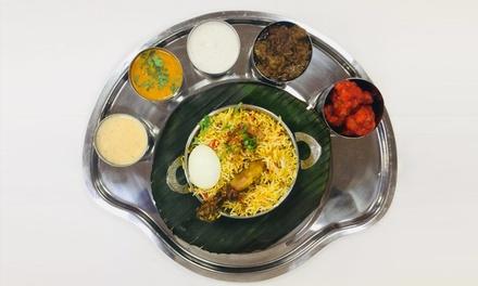 20% Cash Back at Taste of Chennai