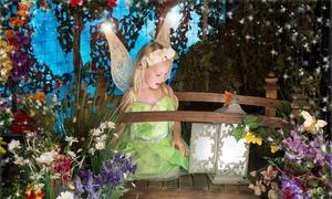Jason Walker Photography Studio: Siblings Fairy Photoshoot and A3 Print for £9 at Jason Walker Photography Studio (91% Off)