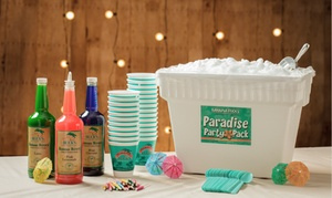 Bahama Bucks Universal City: Party Pack or Three Groupons for Shaved Ice at Bahama Bucks Universal City (40% Off)