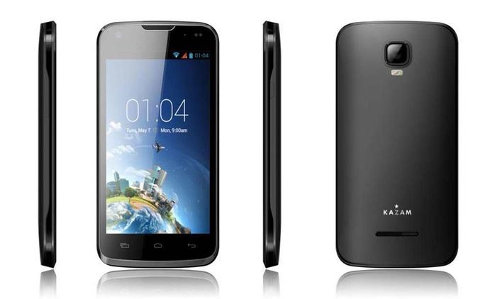 Smartphone Kazam Thunder 345, Android 4.4  a 49,90 €