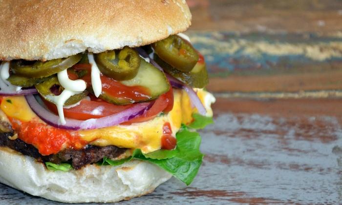 Burger In Stuttgart b beef burger brothers in stuttgart bw groupon