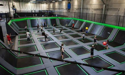 All-Day Admission for One, Two, or Four toGravity Extreme Zone(Up to 36% Off)