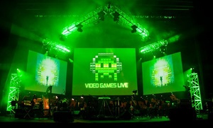 Video Games Live: Video Games Live on Friday, July 22, at 8 p.m.
