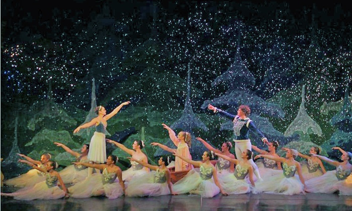 "Concert Ballet of Virginia: ""The Nutcracker"" - Atlee High School Auditorium: Concert Ballet of Virginia: ""The Nutcracker"" at Atlee High School Auditorium on December 20 or 21 (Up to 52% Off)"