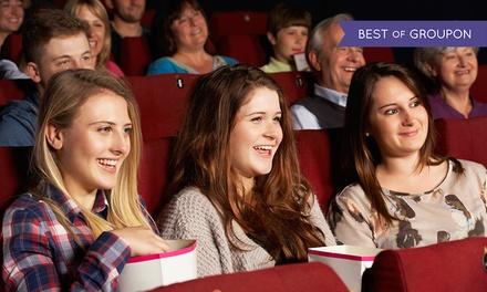 1 o 2 entradas al cine con opción a bebida y palomitas desde 4,95 € en Cines MAX