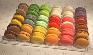 Enrico Rizzi: Confezione da 36 macarons in gusti vari alla pasticceria Enrico Rizzi (sconto 62%). Valido in 3 sedi