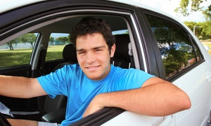 Guaranteed Driving School: Six Hours of Behind-the-Wheel Training from Guaranteed Driving School (17% Off)