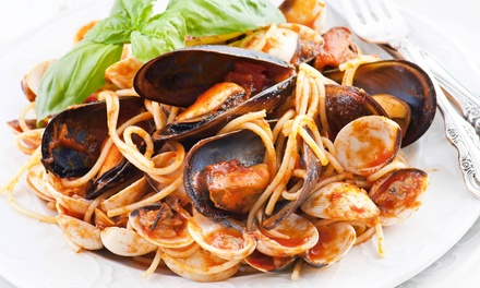 Italian-American Cuisine at Crossroads (Up to 52% Off). Three Options Available