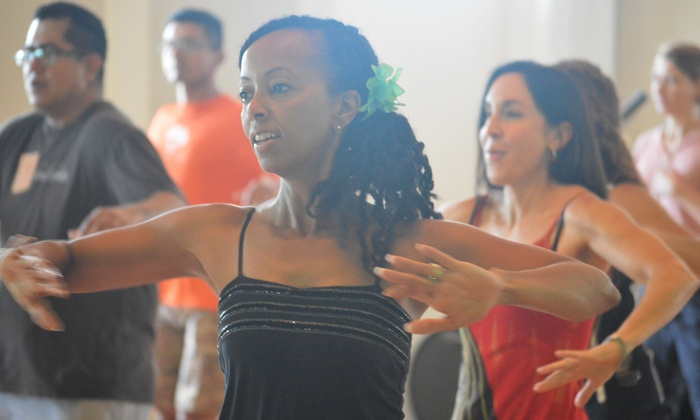 Afro Latin Dance Festival - Afro Latin Dance Festival: Workshop Pass or VIP Pass to Afro Latin Dance Festival (Up to 61% Off). Four Options Available.