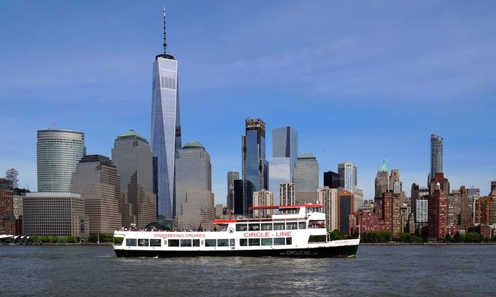 Risultati immagini per Circle Line Sightseeing Cruises