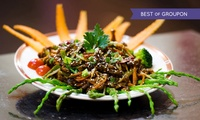 International Lunch Buffet for One, Two or Four People at The Venue Cuisine (Up to 37% Off)