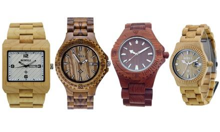 Orologio in legno Eglem disponibile in vari modelli