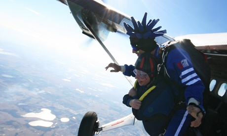 Tandem Skydive Jump Experience for One or Two from 10.500ft at Jump Georgia Skydiving (Up to 38% Off)