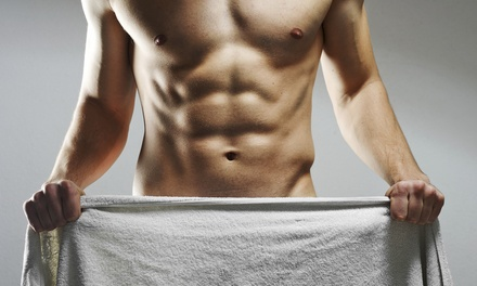 $59 for a Men's Brazilian Wax with Trimming at Waxing 4 Men ($95 Value)