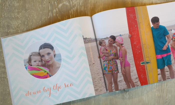 Picaboo: Mini Book or Hardcover Photo Book at Picaboo (Up to 68% Off). Four Options Available.