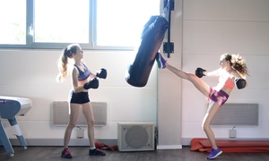 Glove Up: Three, Six or Ten Fitness Classes from Glove Up