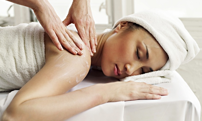 Savy Massage - French Camp: One or Three 60-Minute Massages at Savy Massage (Up to 53% Off)