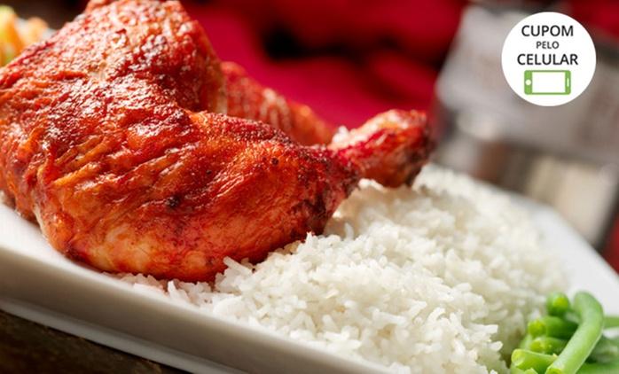 Grill House Galeteria & Restaurante – Sudoeste: frango ou carne à parmegiana, batata e arroz para 2 pessoas