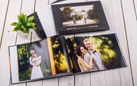 3x Hardcover-Fotobuch Classic A4 im Hoch- oder Querformat mit 28, 40 oder 72 Seiten bei Colorland (bis zu 76% sparen*)