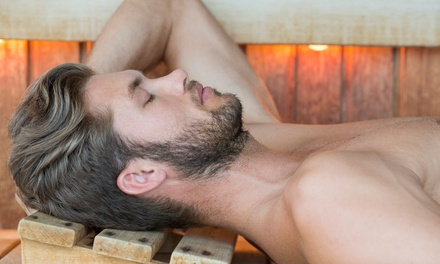 Two or Five Infrared Sauna Sessions at HD Tan - Overland Park (Up to 75% Off)