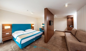 Międzyzdroje: pokój standard lub apartament