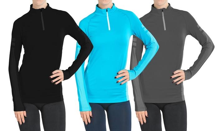 Women's Long-Sleeve Active Top