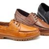 Franco Vanucci Ernest Men's Boat Shoes