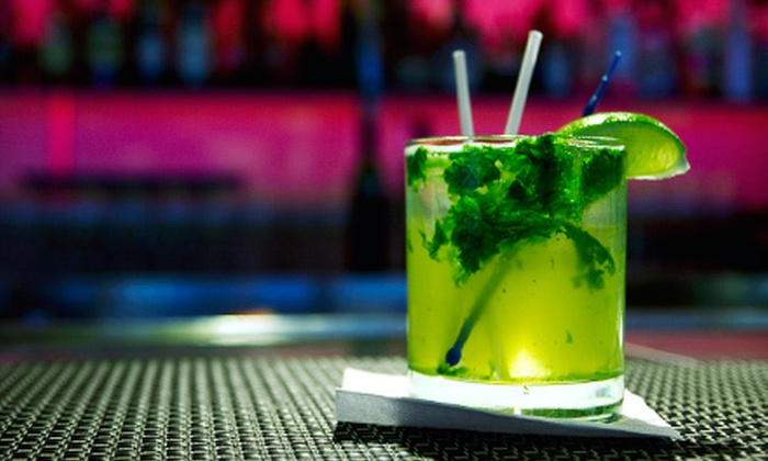 Lima - Downtown - Penn Quarter - Chinatown: $16 for a Lounge Night and Mixed Drink for One at Lima (Up to $32 Value)