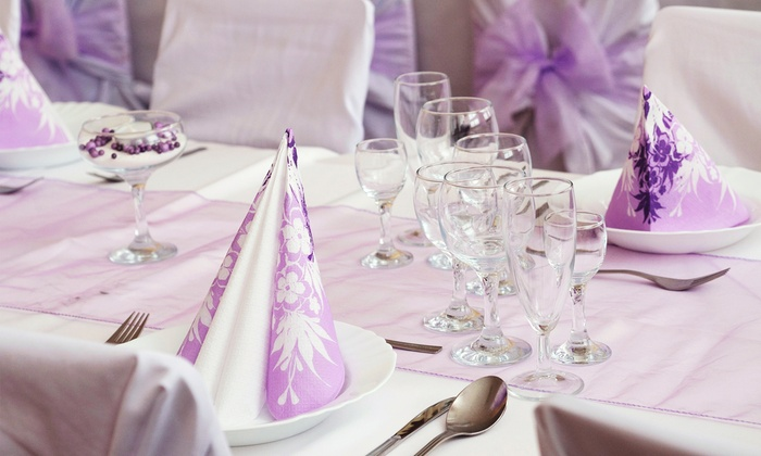 Events by LB Smith - Chicago: $950 for a Day-of-Wedding Planning Package from Events by LB Smith (Up to $1,900 Value)