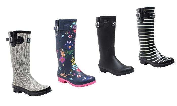 Waterproof Rain Boots