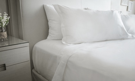 Somus Luxury Microfiber Sheet Sets (Up to 77% Off)