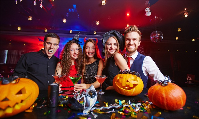 Yacht Party Chicago - Spirit of Chicago: $35 for Admission to Haunted BOOze Cruise on Saturday, October 31 from Yacht Party Chicago ($55.50 Value)