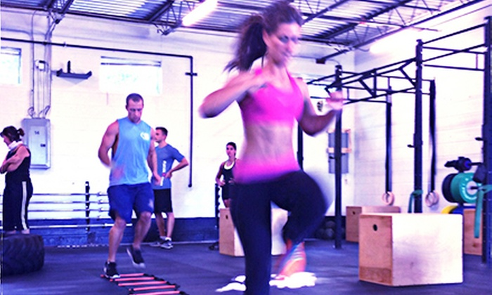 CrossFit Autonomy - Highland Park: Two Weeks or One Month of CrossFit, CrossFit Lite, or Beinnger's On-Ramp Classes at CrossFit Autonomy (Up to 74% Off)