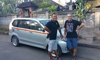Bali: From $49 for Minivan Hire with Private Driver for Up to Five People with Bali Sun Tours