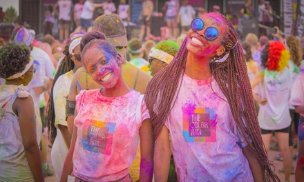One Ticket to The Color Run Johannesburg