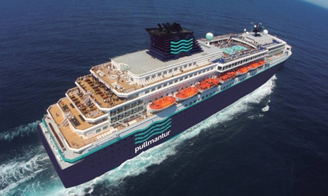 ✈Caribe: crucero de 8 días y 7 noches para 1 en camarote doble en todo incluido con vuelo I/V con Pullmantur Cruceros