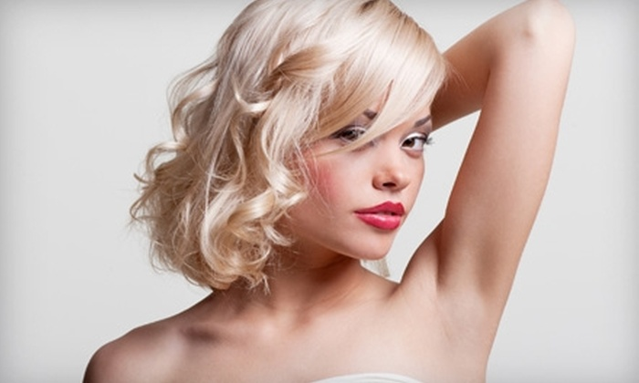 Detlev Hair Studio - Coral Gables: $25 for $50 Worth of Waxing Services at Detlev Hair Studio in Coral Gables