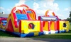 Best Fun Inc.: $50 for $100 Toward Bounce House and Inflatable Rental from Best Fun Inc.