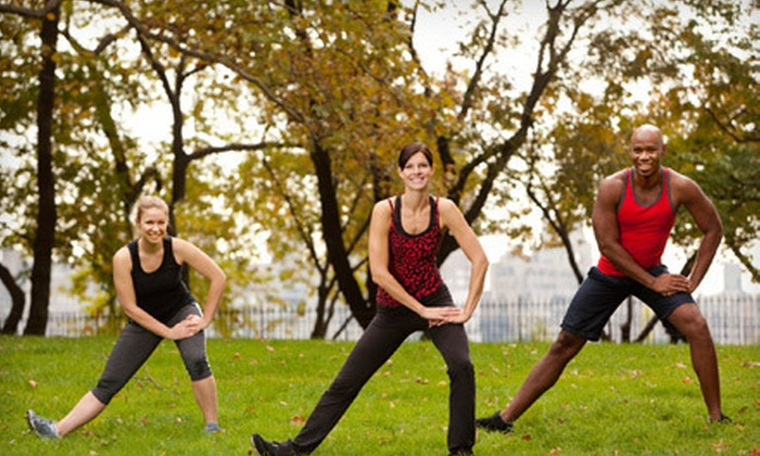 Boot Camp Michigan - Wayne: 12 Morning or Evening Boot-Camp Classes at Boot Camp Michigan in Wayne (Up to 80% Off)