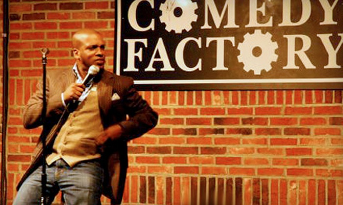 Baltimore Comedy Factory - Downtown: Comedy-Show Outing for Two or Four at Baltimore Comedy Factory (Up to 65% Off)