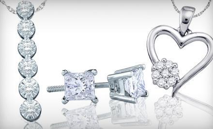 $100 Groupon Toward Jewelry, Valid In-Store - Waldin Jewelers in Dulles