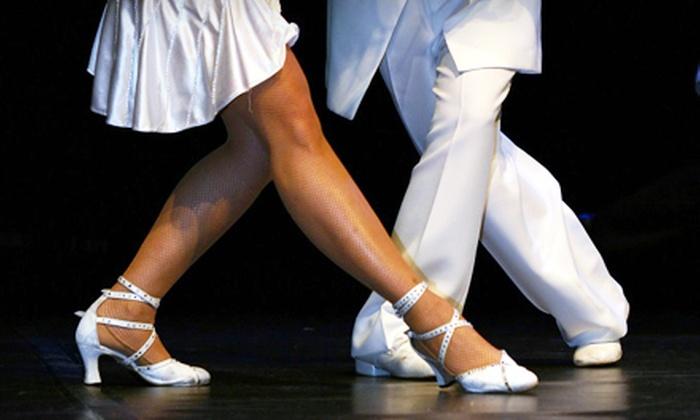 Darren's Ballroom Dance Studios - Carmel: Dance Lessons or Fitness Classes at Darren's Ballroom Dance Studios (Up to 82% Off). Three Options Available.