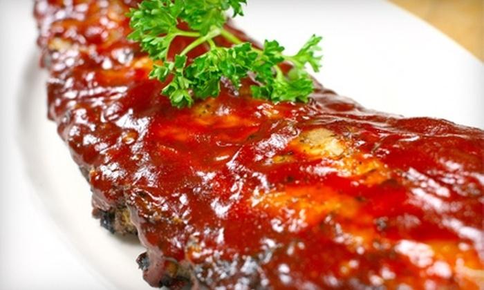 Silverado Grill - Elmhurst: $15 for $30 Worth of Barbecue at Silverado Grill in Elmhurst