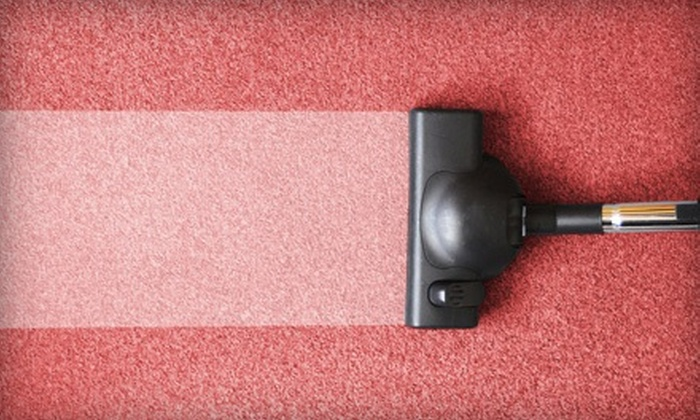 Cleaning Connection - Capitol Park: $40 for a Four-Room Carpet Cleaning from Cleaning Connection ($125 Value)