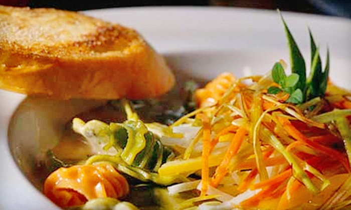 Mixx - Jacksonville Beach: $12 for $25 Worth of Eclectic Contemporary Cuisine and Drinks at Mixx in Jacksonville Beach