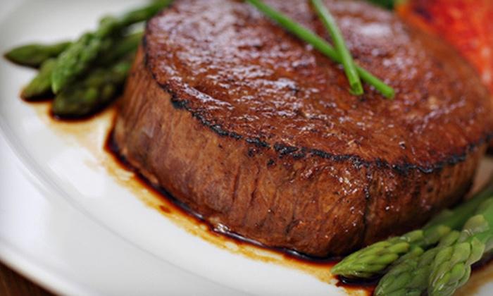 Martin Fierro Steak House - Urban Estates: $20 for $40 Worth of South American Steak-House Fare at Martin Fierro Steak House