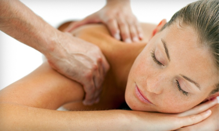 The Feather's Touch Massage - Multiple Locations: 60- or 90-Minute Therapeutic Massage or 60-Minute Myofascial Massage at The Feather's Touch Massage (Up to 53% Off)