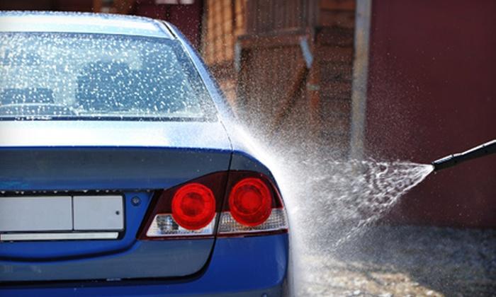 Arlington Car Wash & Detail - Palatine: Three, Six, or Nine Ultimate Exterior Car Washes at Arlington Car Wash & Detail in Palatine