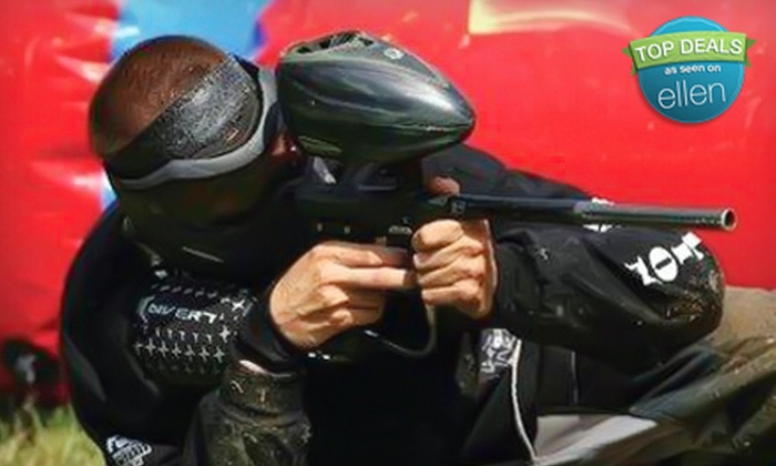 Fox Brother's Paintball Park - Virginia Beach: $20 for a Paintball Outing with Equipment Rental at Fox Brother's Paintball Park in Virginia Beach ($44 Value)